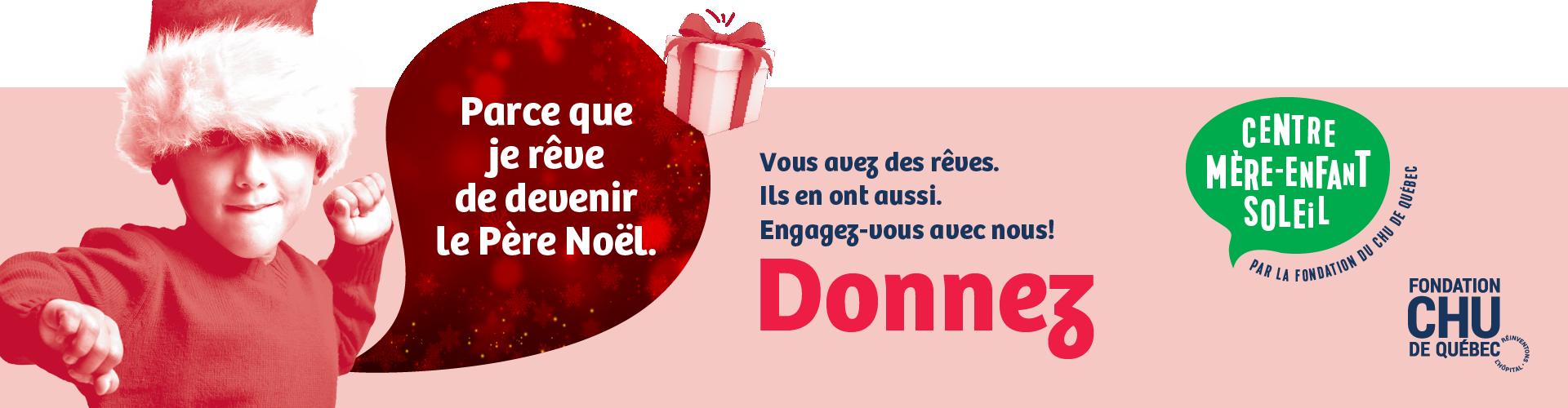 Campagne de Noël CMES