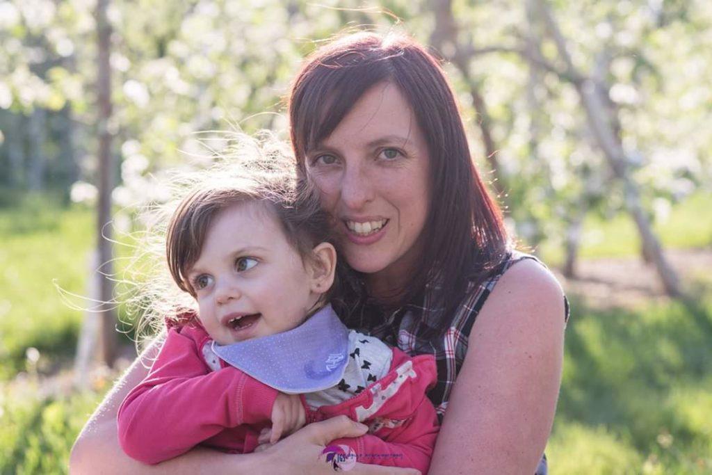 Camille et sa maman