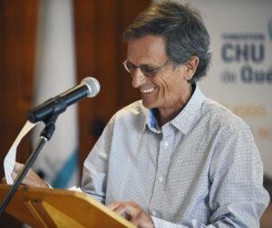 Gilbert Rousseau donateur