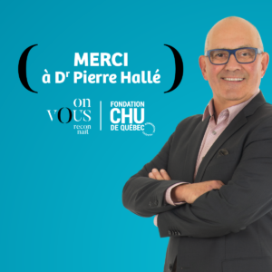 Dr Pierre Hallé